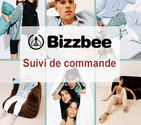 Se connecter à mon compte Bizzbee et suivre ma commande en ligne